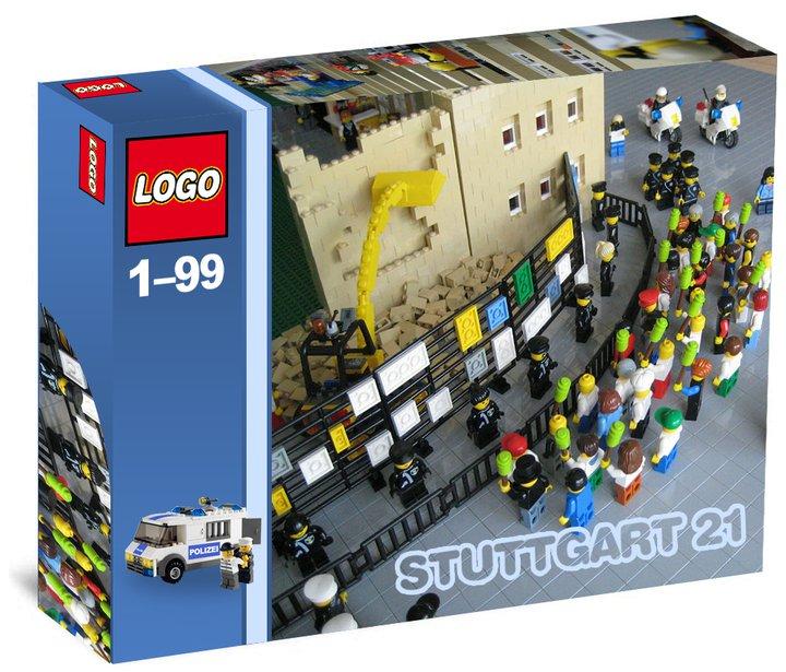 Lego – Stuttgart 21