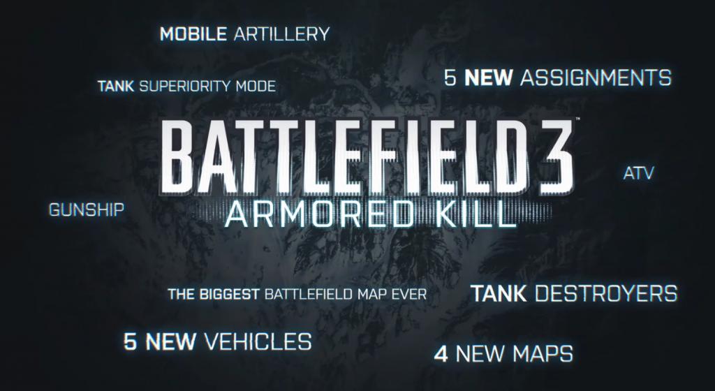 Battlefield 3 – Armored Kill Gameplay