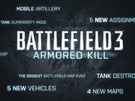 Battlefield 3: Armored Kill Overview