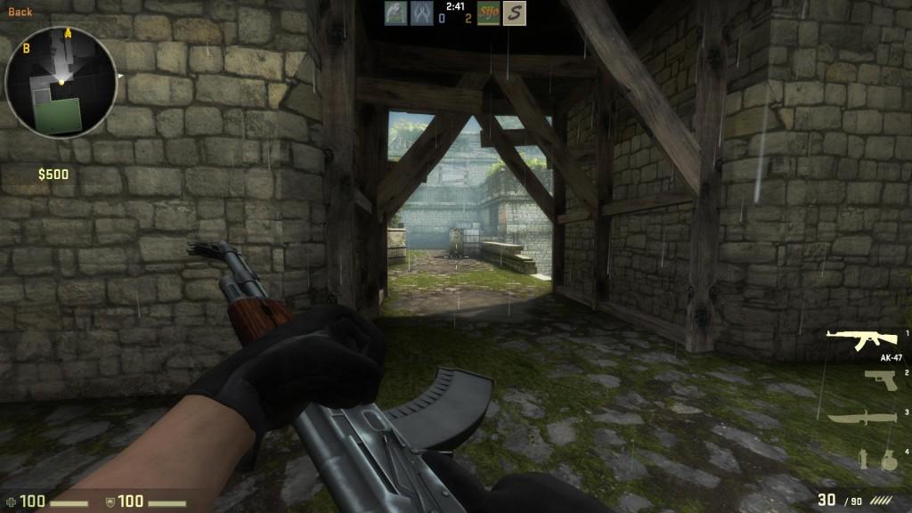 Counter-Strike: Global Offensive – ein Kommentar