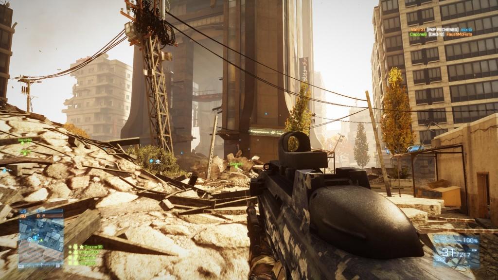 Battlefield 3 – Aftermath