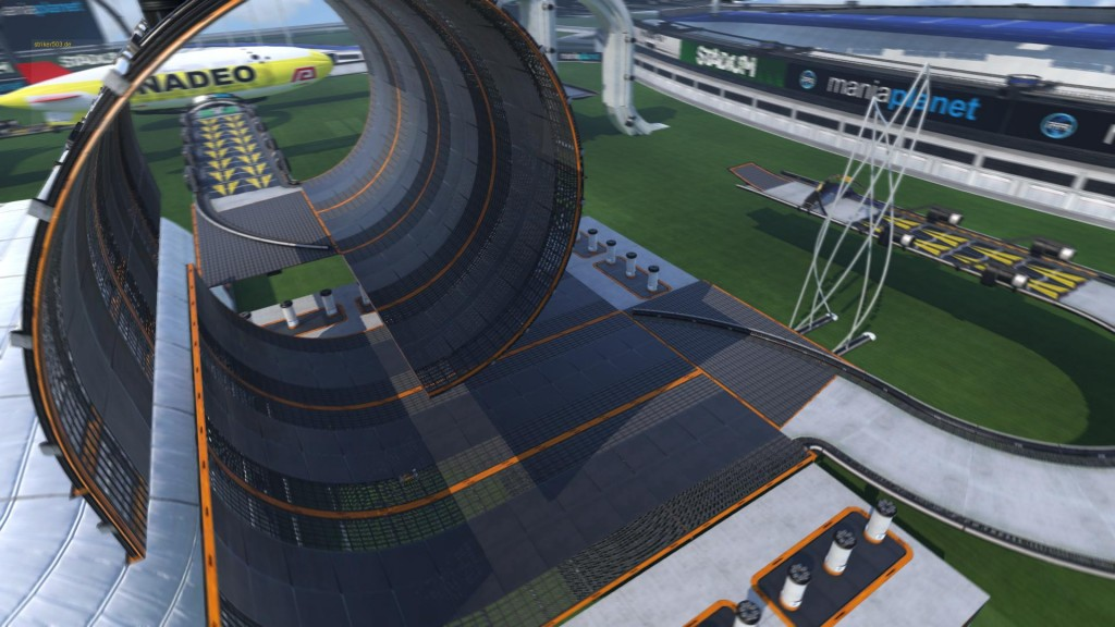 Trackmania 2: Stadium – eigene Maps