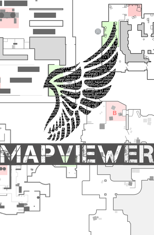 Counter-Strike – MapViewer (Map Overviews)