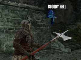 dark souls 2 - hiding