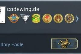 Legendary Eagle - CSGO