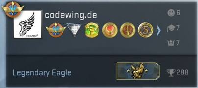 Legendary Eagle - CSGO