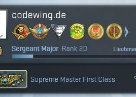 surpreme master first class